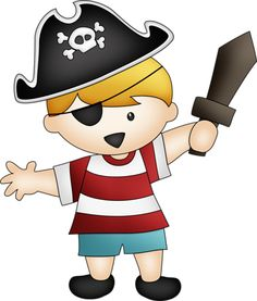 Pirate Clipart.