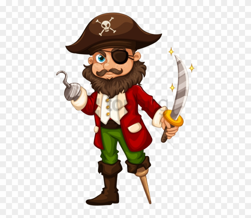 Free Png Pirate Png Png Image With Transparent Background.