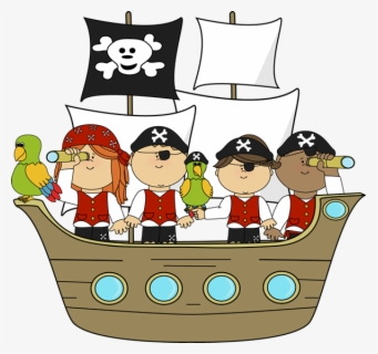 Free Pirate Ship Clip Art with No Background , Page 2.