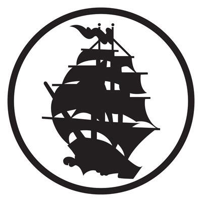 Pirate ship Logos.