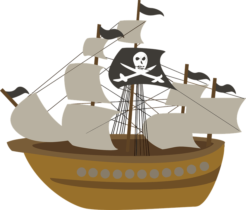 Pirate ship clipart png 5 » Clipart Portal.