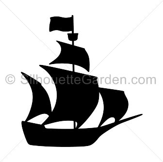 Pirate ship silhouette clip art. Download free versions of the.