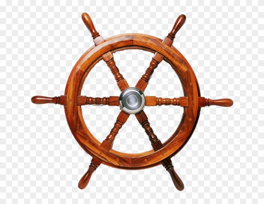 Ship S Steering Illustration.