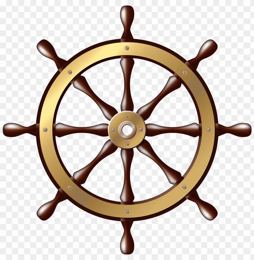 Download ship wheel clipart png photo.