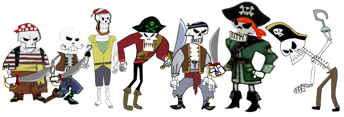 Skeleton clipart skeleton pirate, Skeleton skeleton pirate.