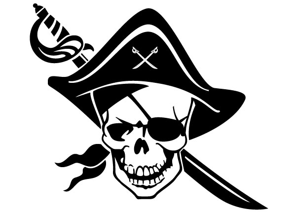 Free PNG Pirate Skull Transparent Pirate Skull.PNG Images.