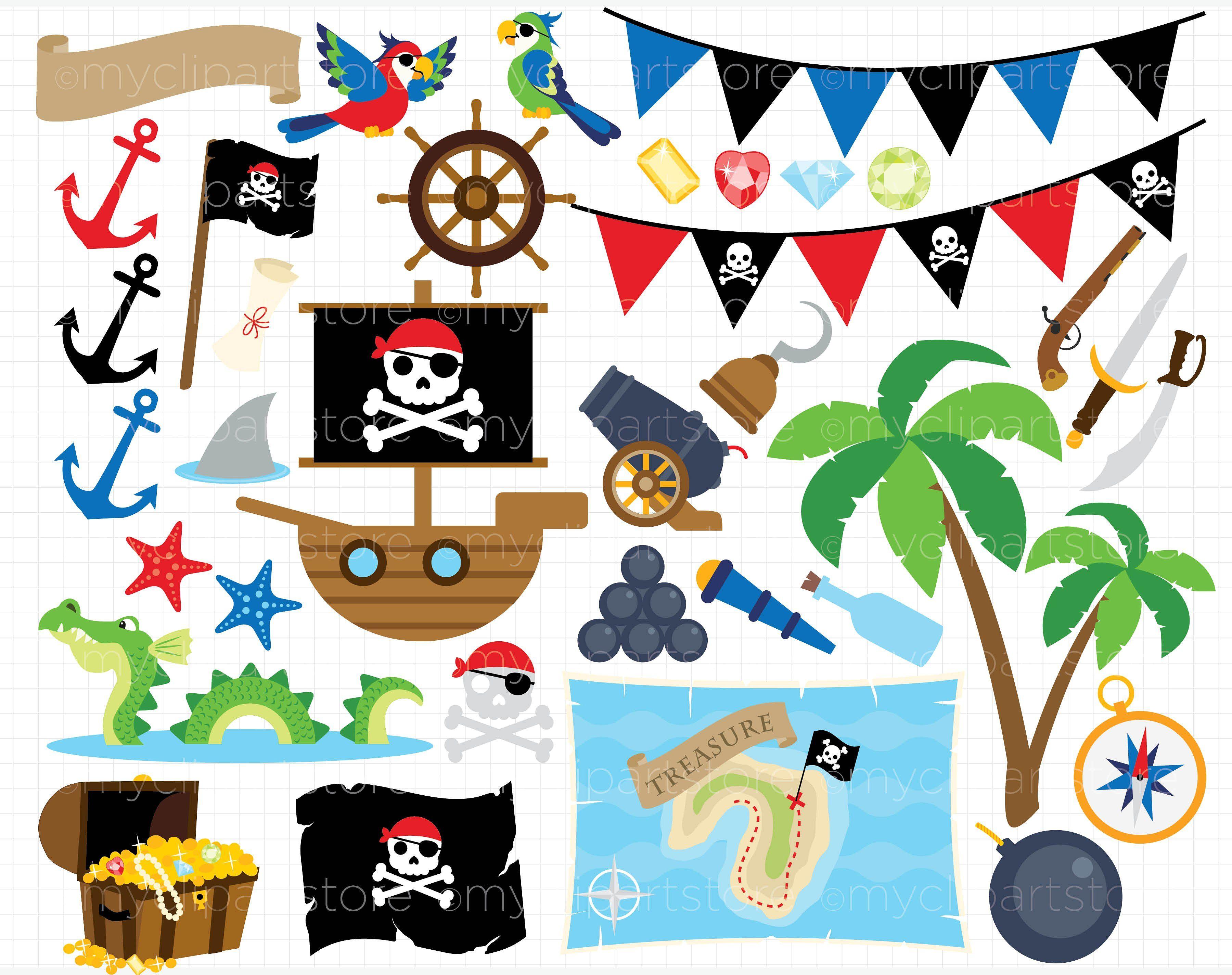 Boy Pirates.