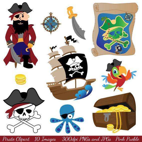 Pirate Clipart Clip Art and Vectors.