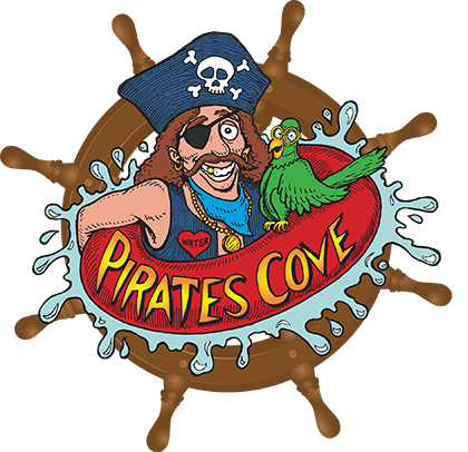 Pirates Cove Water Park.