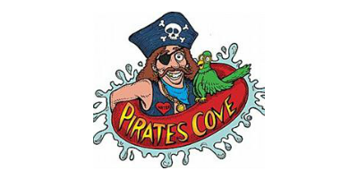 Pirates Cove Girl Scout family & friends event.