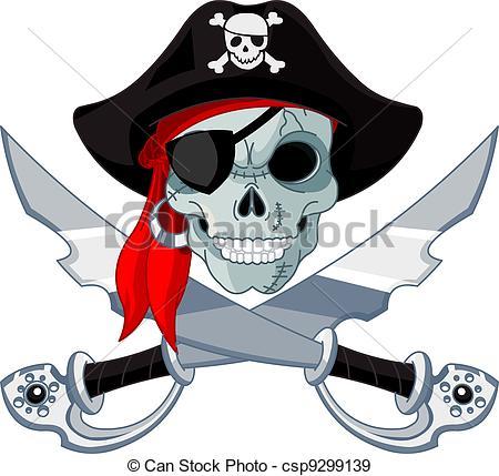 pirates of the caribbean clip art #2.