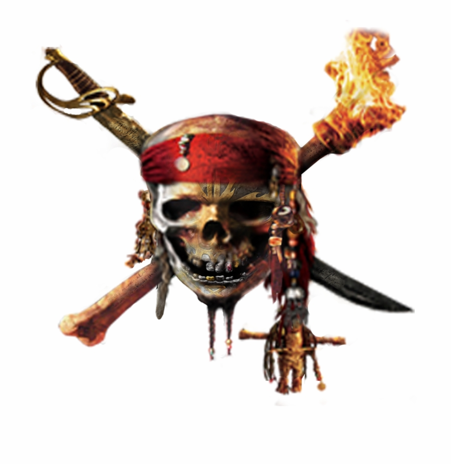 Pirates Of The Caribbean Logo Png.