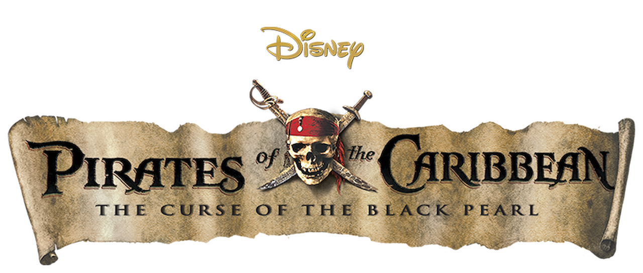 Pirates of the Caribbean: The Curse of the Black Pearl.