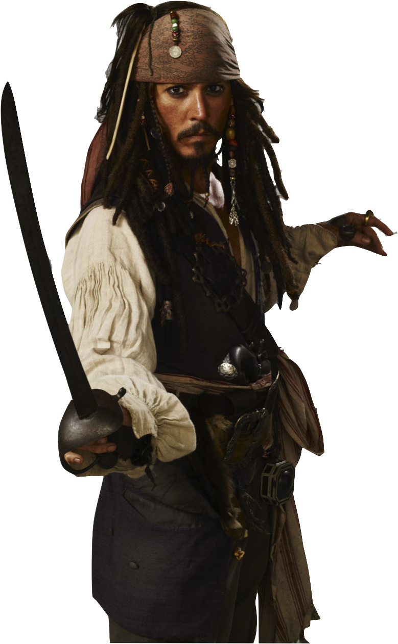 Download Pirates of The Caribbean PNG File.