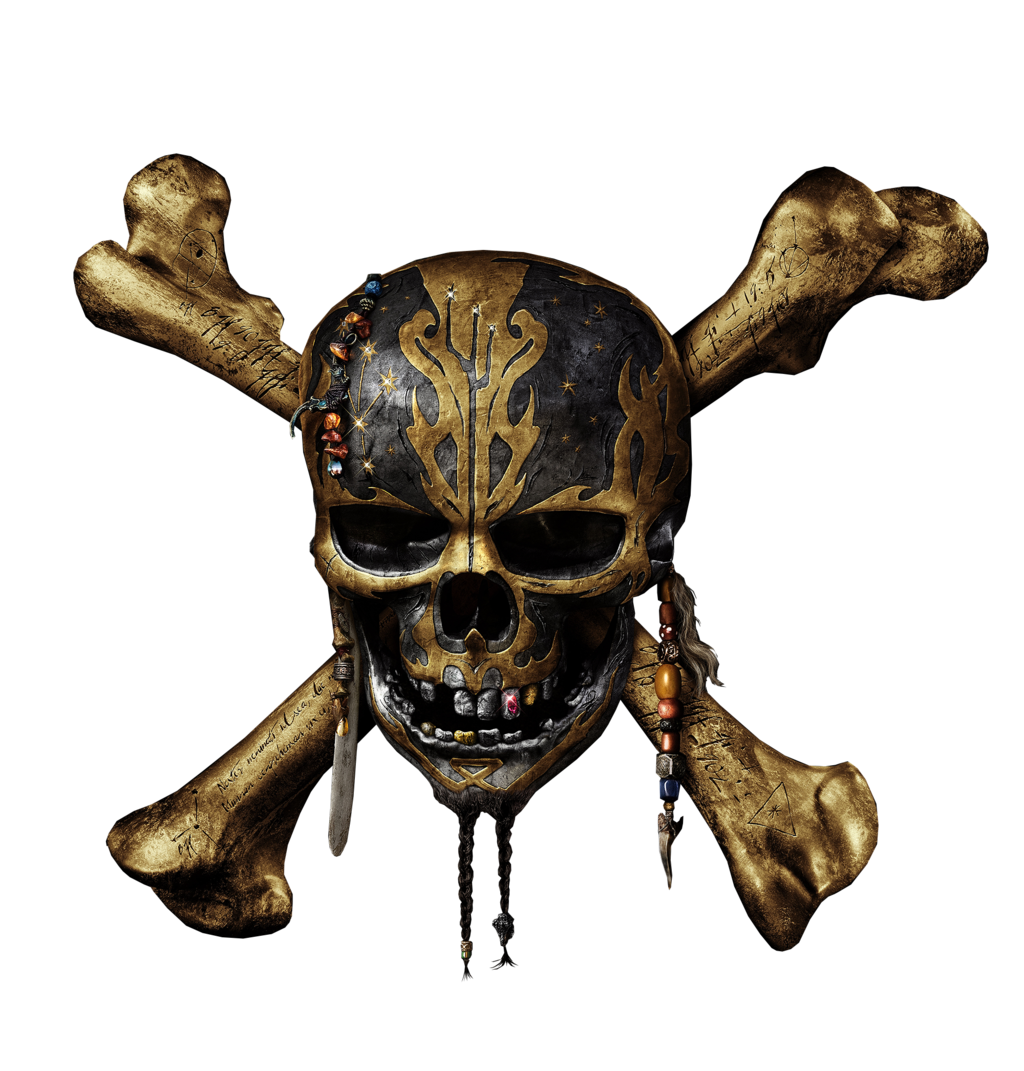 Pirates of The Caribbean PNG HD.