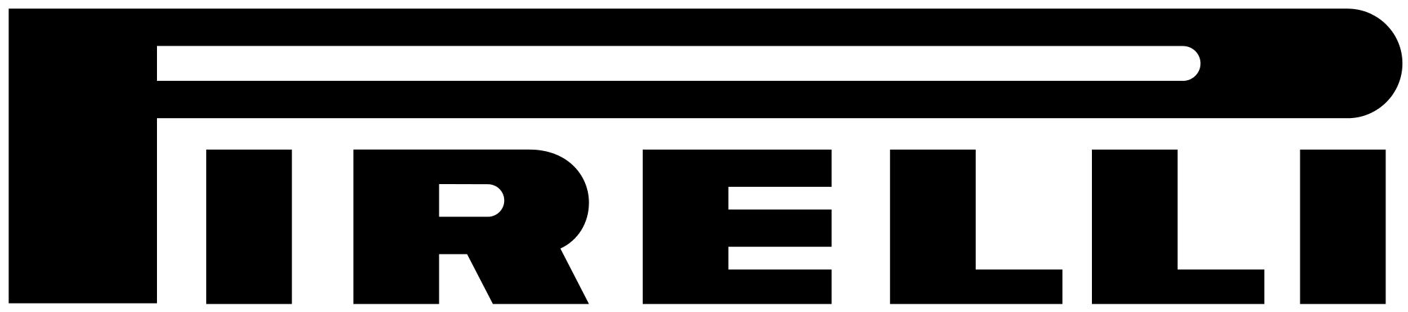 Pirelli Logo transparent PNG.