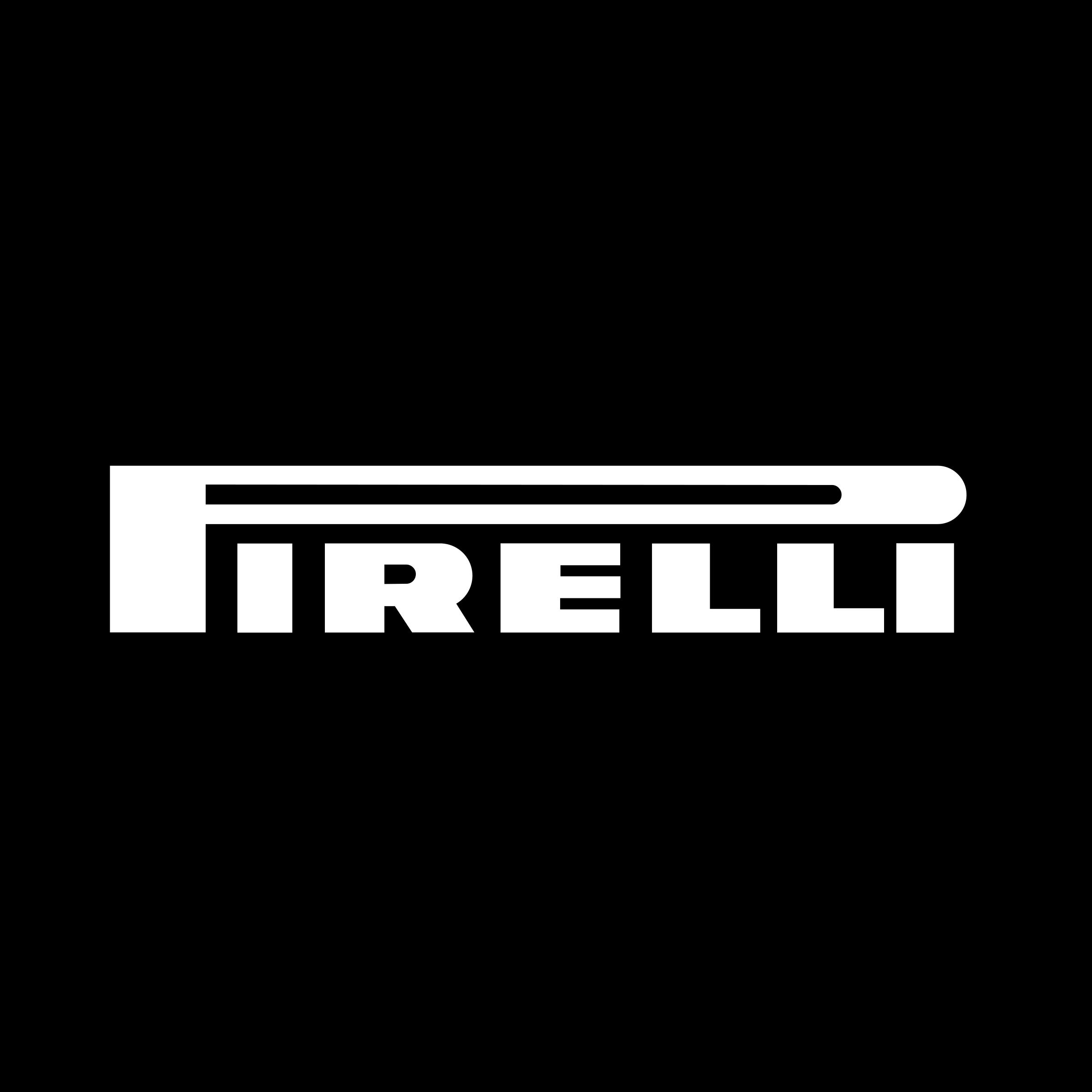 Pirelli Logo PNG Transparent & SVG Vector.