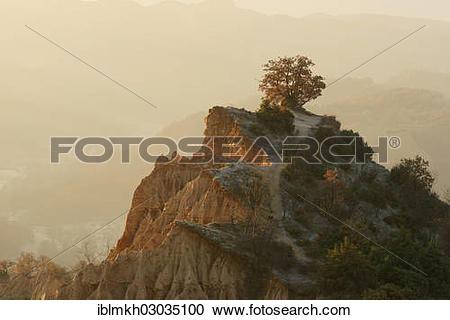 "Stock Photography of ""Pyramids of Melnik, Pyramids of Melnik."