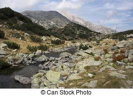Stock Photos of Banski Lakes, Pirin Mountain, Bulgaria csp22613034.