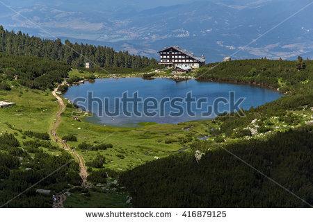 Pirin Mountain Stock Photos, Royalty.
