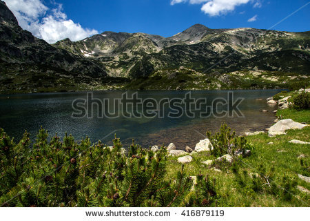Pirin Mountain Stock Photos, Royalty.