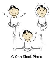 Pirouette Stock Illustrations. 233 Pirouette clip art images and.