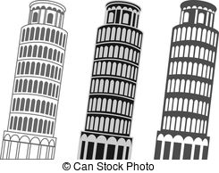 Leaning tower pisa Illustrations and Clipart. 691 Leaning tower.