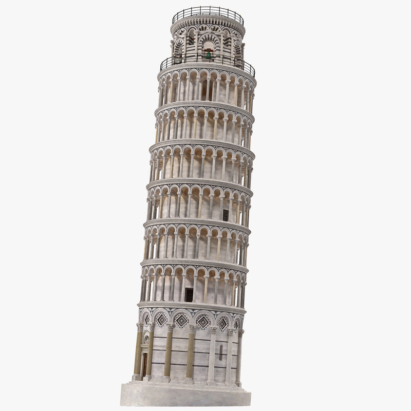 Leaning Tower Of Pisa PNG HD Transparent Leaning Tower Of.