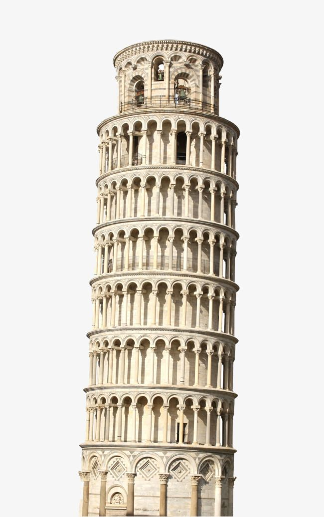 2019的Leaning Tower Of Pisa, Italy Attractions, Building.