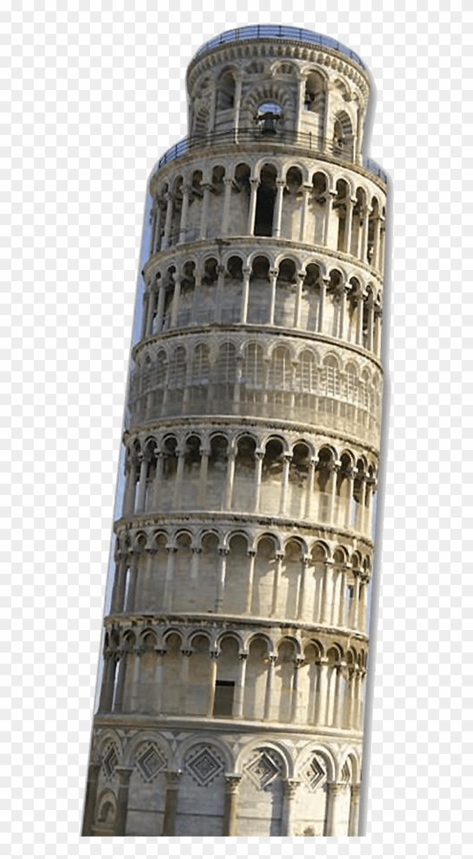 Pisa Tower Png.