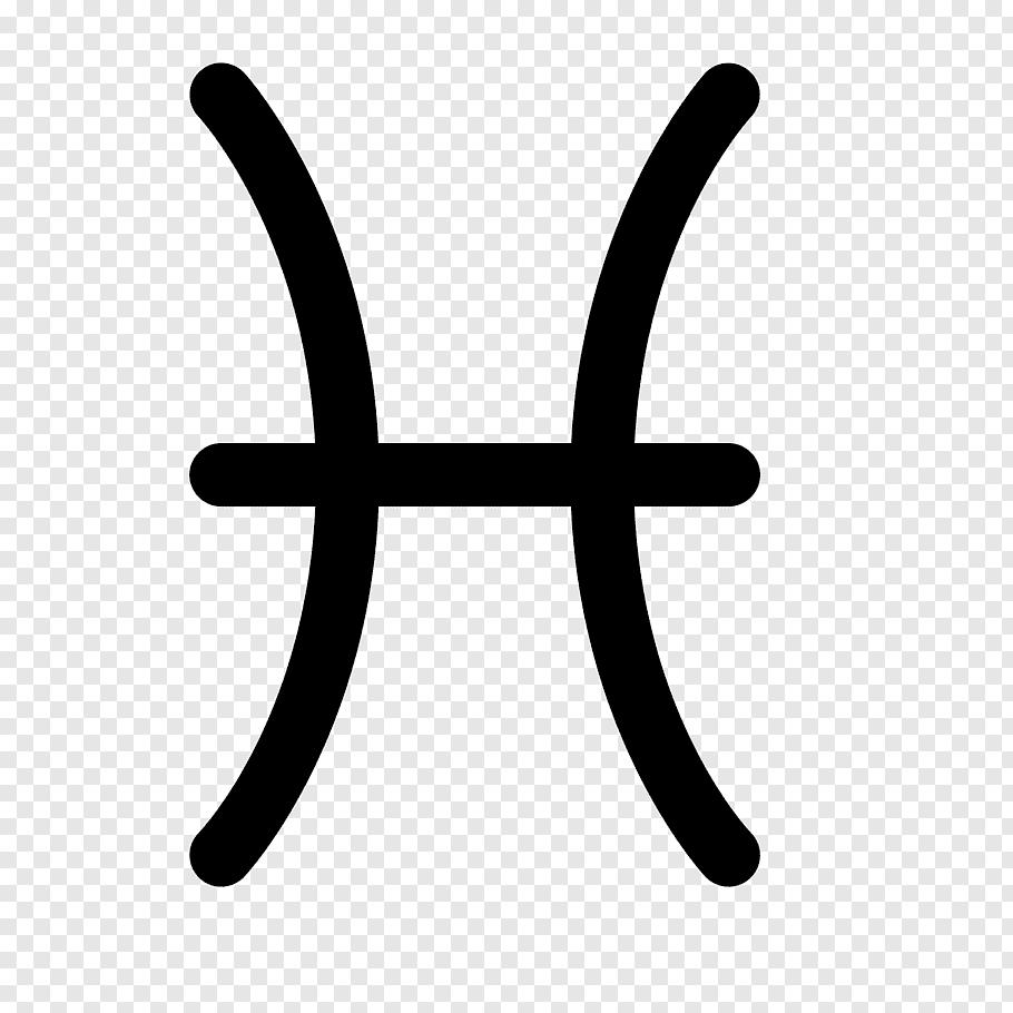 Black letter H logo, Astrological sign Zodiac Astrology.