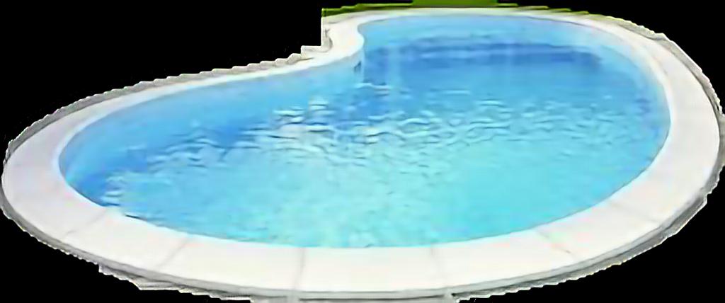 HD Piscina Sticker.