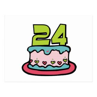 24 Birthday Cards.