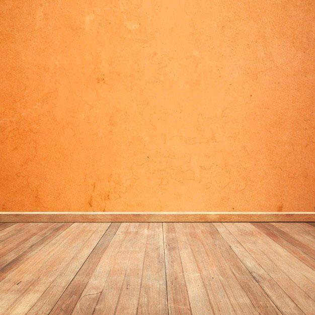 Reforma piso de madeira.
