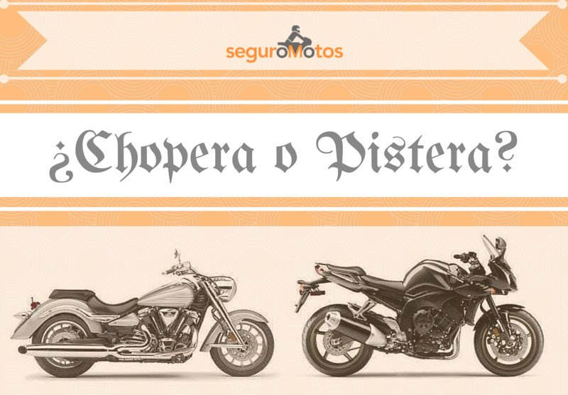 "SeguroMotos on Twitter: ""Tu #Moto ¿#Chopera (RT) o #Pistera (MG."