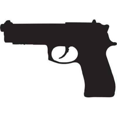 12+ Pistol Clip Art.