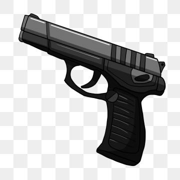 Pistol PNG Images.