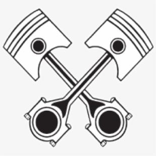 Clip Art Engine Piston Clip.