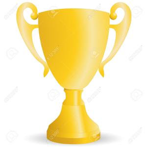 Piston Cup Trophy Clipart.