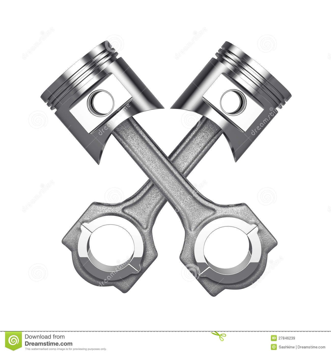 Car Piston Clip Art Engine pistons.