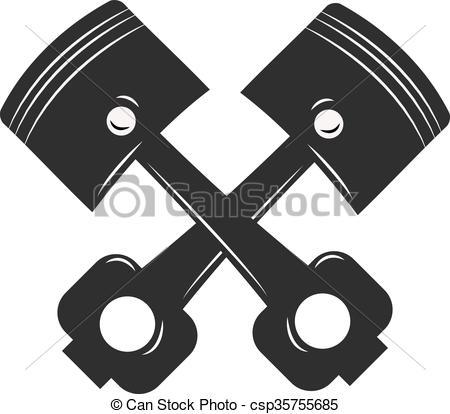Piston ring Clipart Vector Graphics. 184 Piston ring EPS clip art.