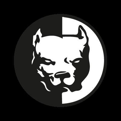 Pit bull vector logo download free.