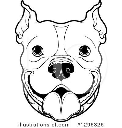 Pit Bull Clipart #1400199.