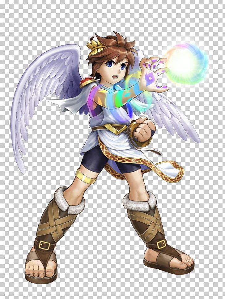 Kid Icarus: Uprising Super Smash Bros. Brawl Pit Video Game.