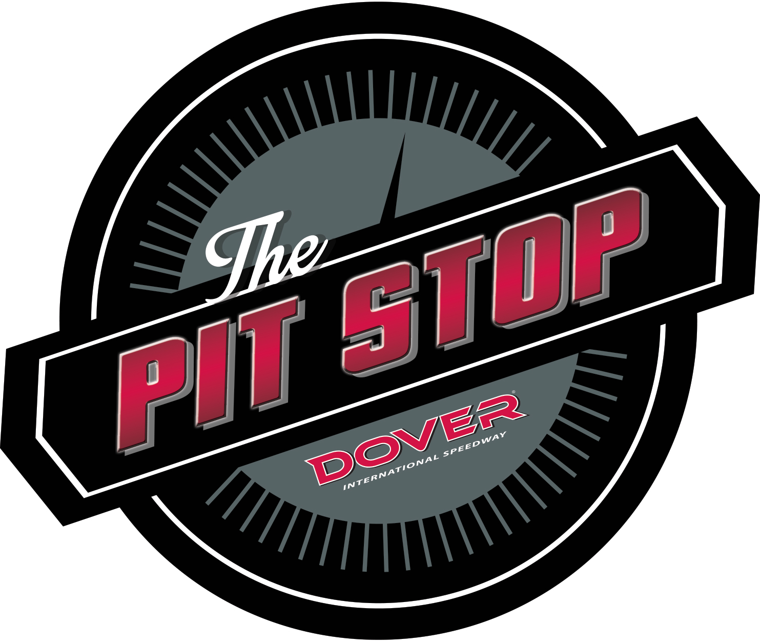 The Pit Stop now with Turn 4 ticket.
