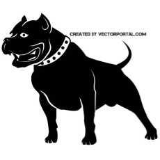 pit bull clip art black and white free vectors.