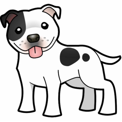Pit Bull Clipart.