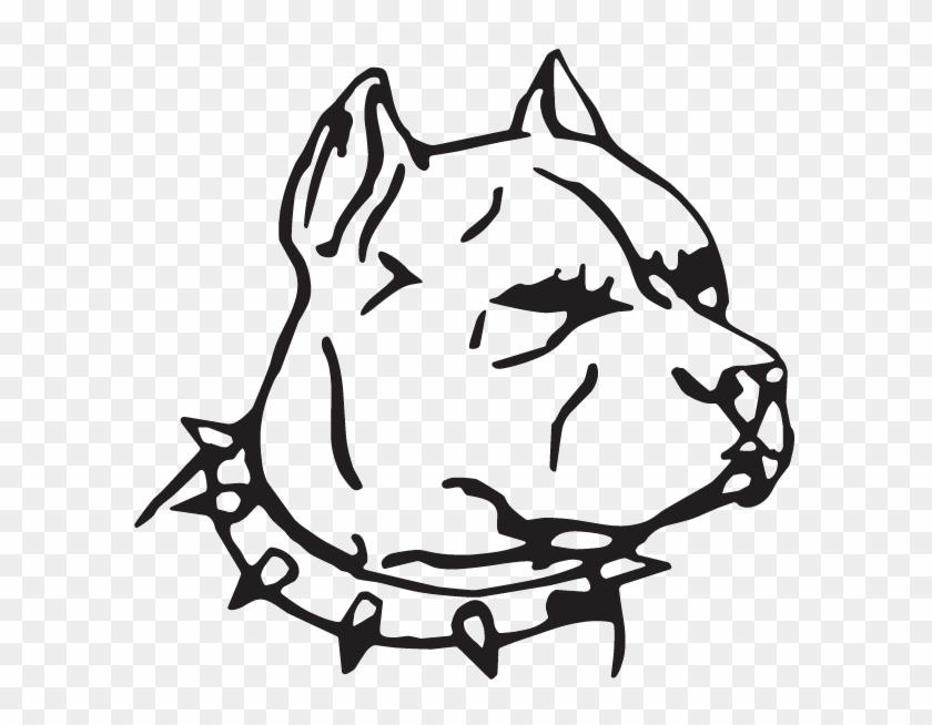 Pitbull Sticker.