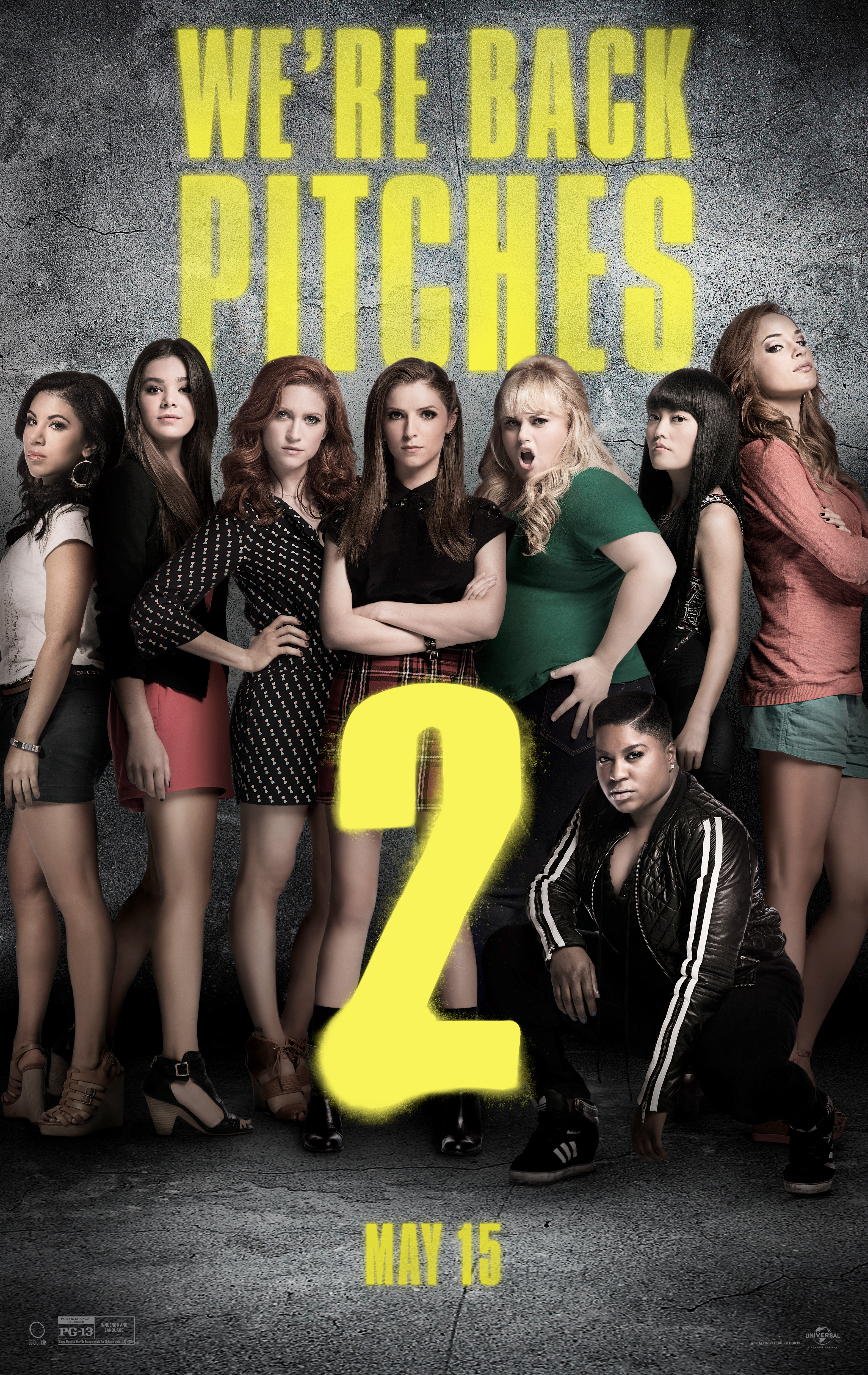 Pitch Perfect 2 Movie Clip.