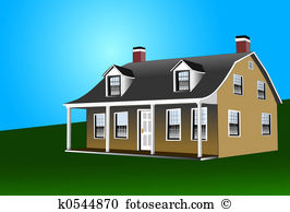 Pitched roof Illustrations and Clip Art. 60 pitched roof royalty.